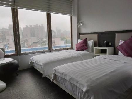 City Twin - Bed Bayview Tamsui Hotel