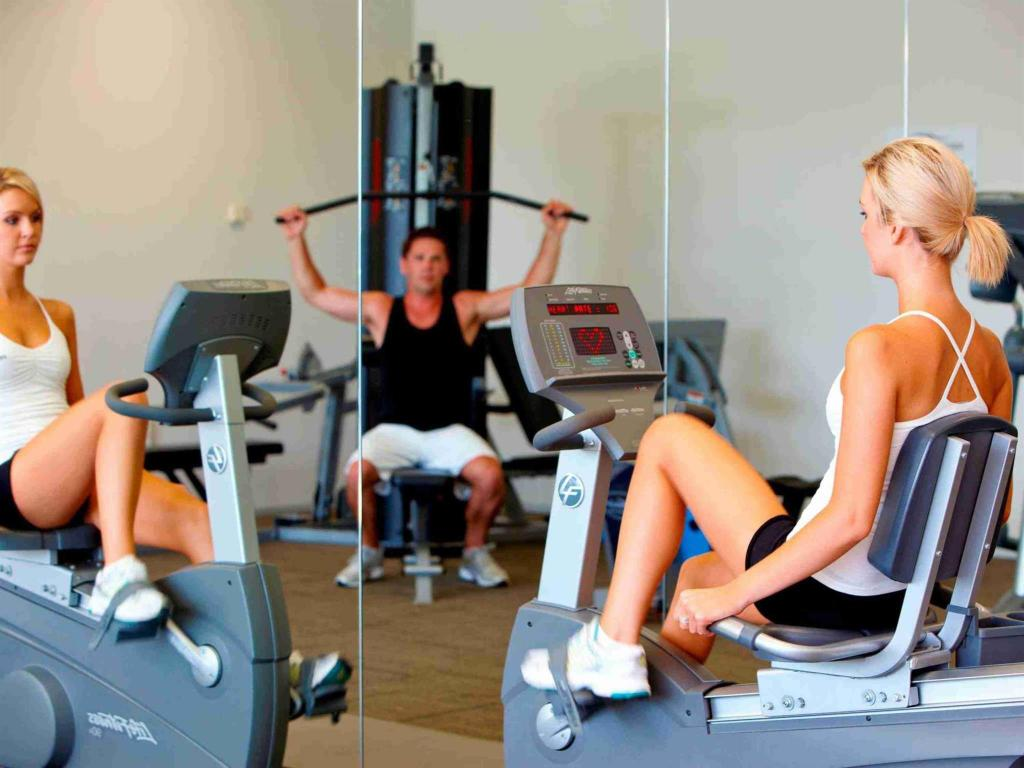 fitnesscentrum Pullman Bordeaux Lac