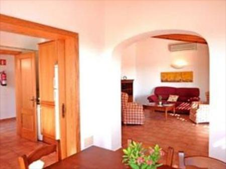 Interior view Villas Menorca Sur