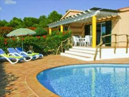 Swimming pool Villas Menorca Sur