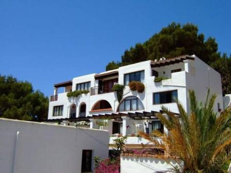 Vedere exterior Apartments Pims Cala Llonga