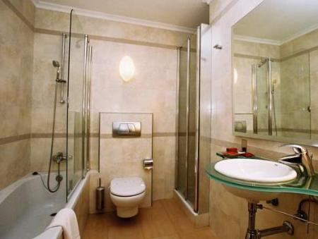 Bathroom Premium Apartment SV - Balansat Resort