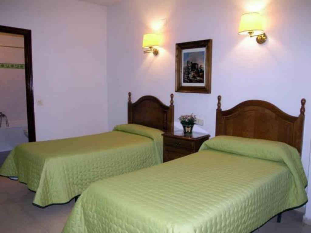 Double or Twin Room Hotel Arevalo
