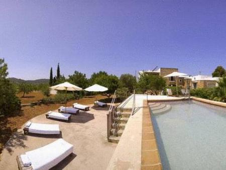 Piscina Hotel Rural Can Partit - Adults Only