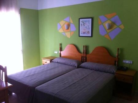 Double or Twin Room Pension Agadir