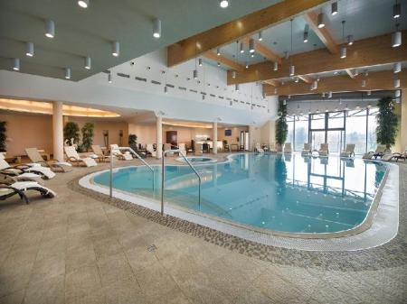 Swimming pool Wellness Hotel Diamant