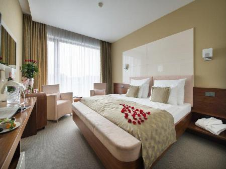 Standard Double Room Wellness Hotel Diamant