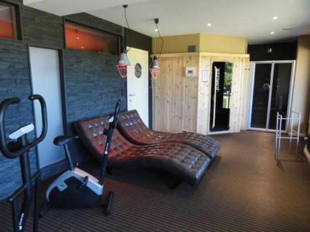 Fitness center Le Lodge du Lac
