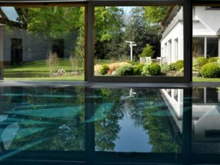 Swimming pool B&B Eau Chaumes