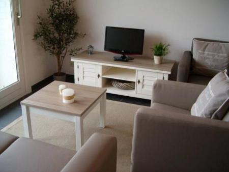 Vedere interior Holiday Suites De Panne