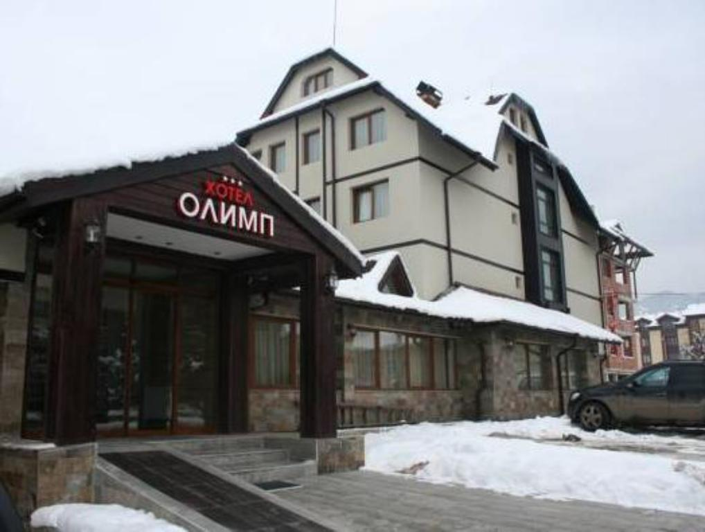 More about Olymp Hotel