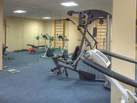Fitness center Olymp Hotel