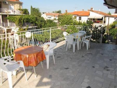 Balcony/terrace Apartments Lipej