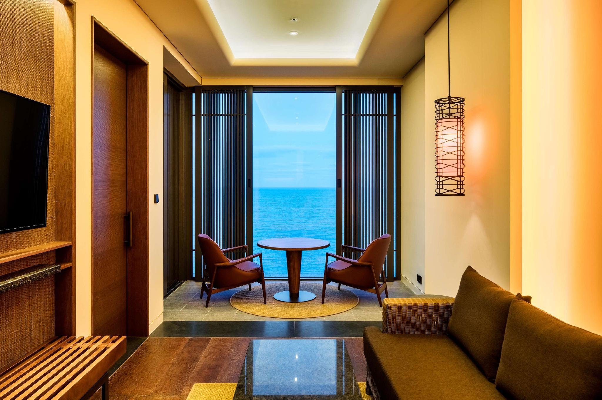 Twin Executive Room Ocean View