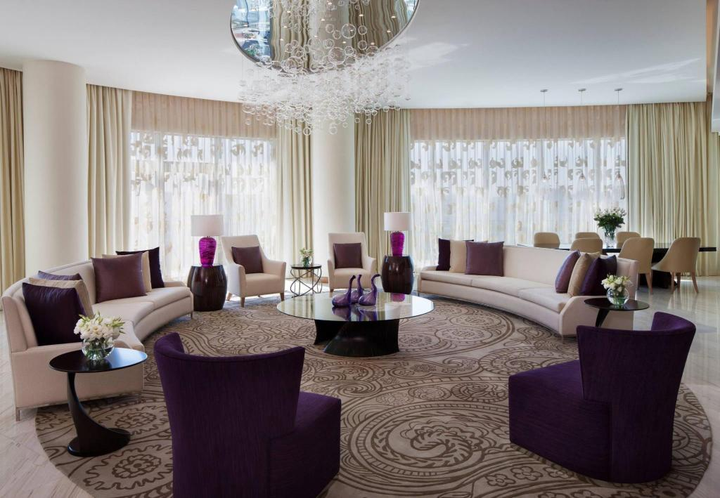 Interno JW Marriott Absheron Baku