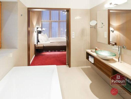 Двойна делукс стая с хидромасажна вана (Deluxe Double Room with Whirlpool)