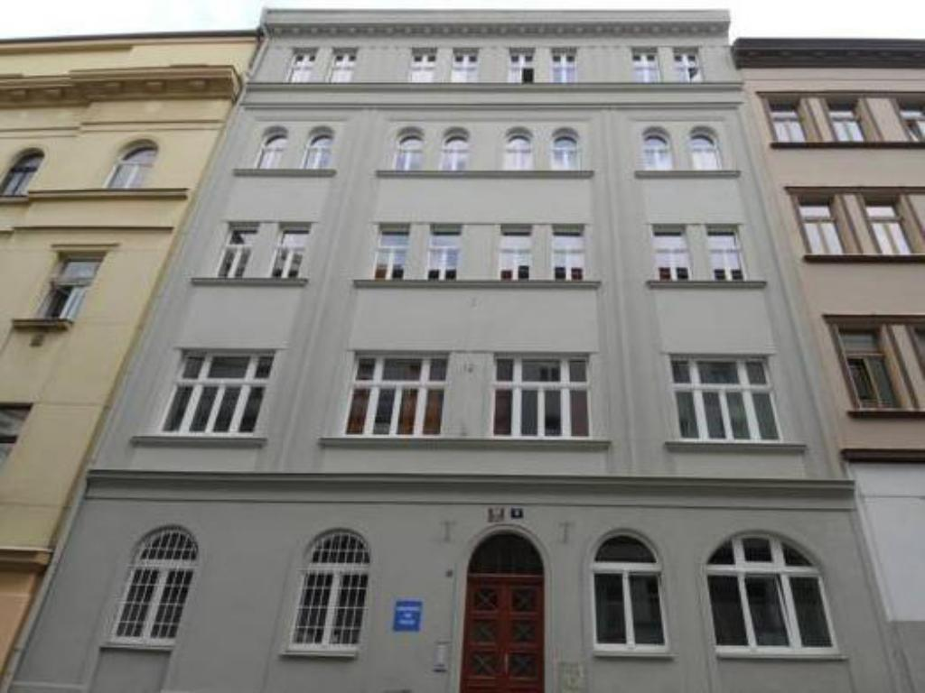 Vista exterior Hostel One Prague