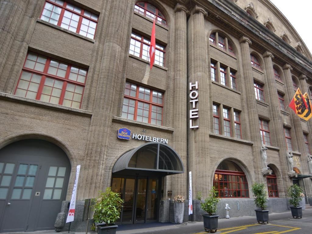 Best Western Hotel Bern in Switzerland - Room Deals