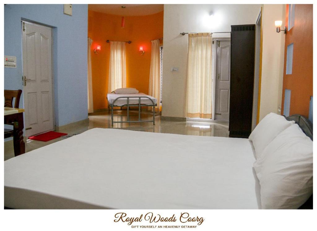 Guestroom Royal Woods Coorg