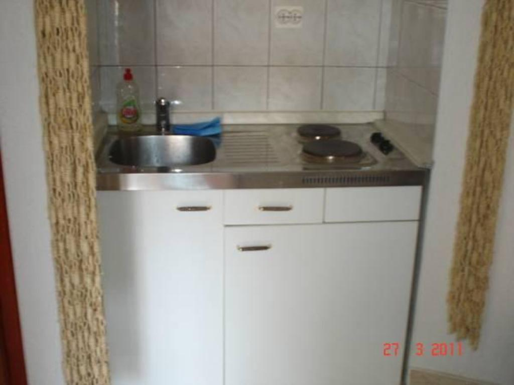 Hotellet indefra Apartments Nerio