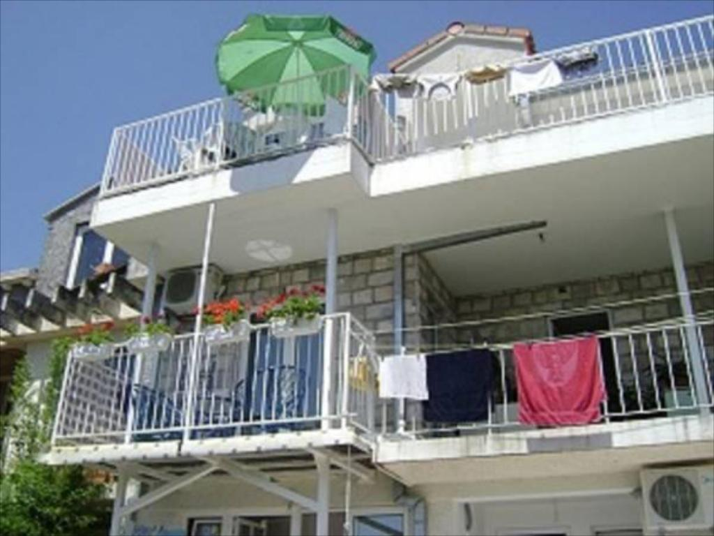 Exterior view Apartments Katica