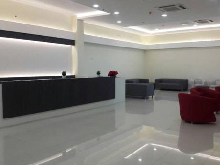 Lobby Place2Stay Business Hotel @ Emart Riam