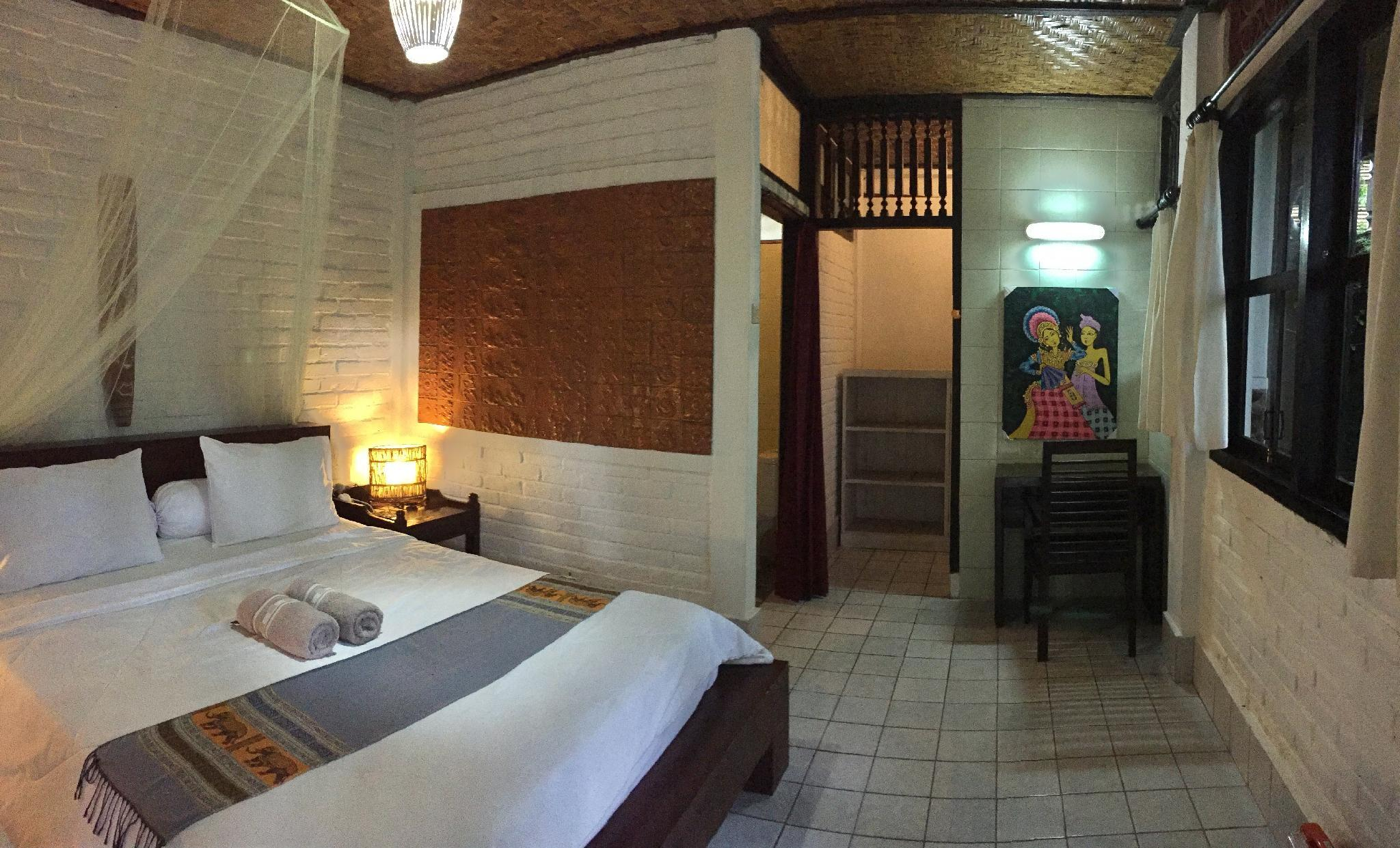 Kamar Double dengan Teras (Double Room with Terrace)