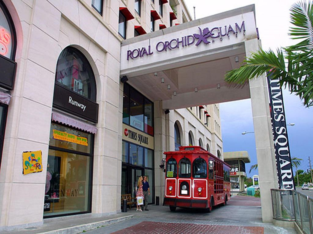 Meer over Royal Orchid Guam Hotel