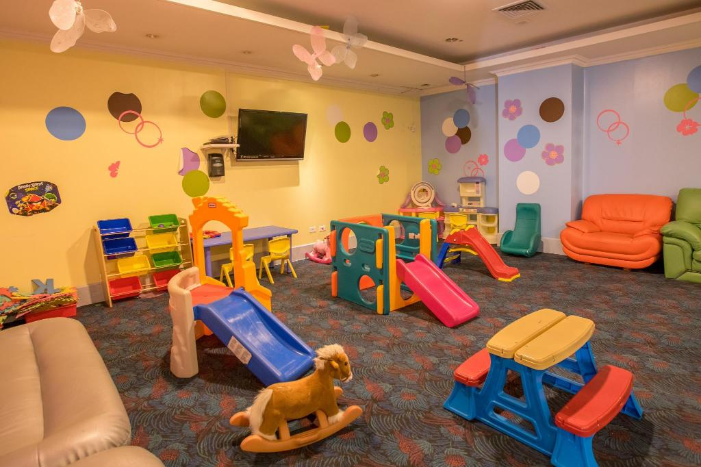 Kids areas Royal Orchid Guam Hotel