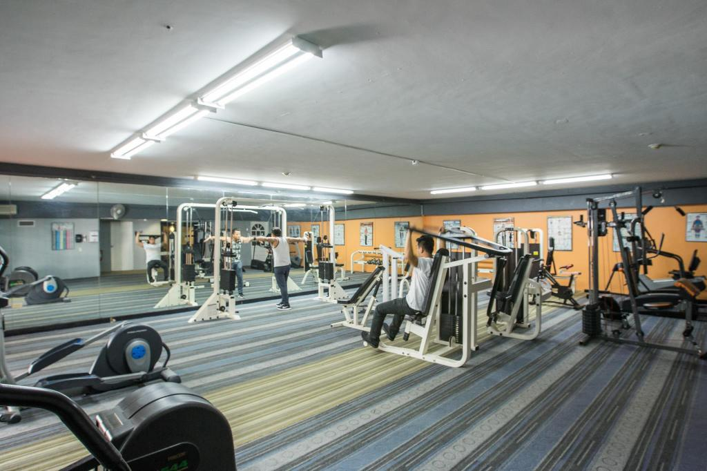 fitnesscenter Royal Orchid Guam Hotel
