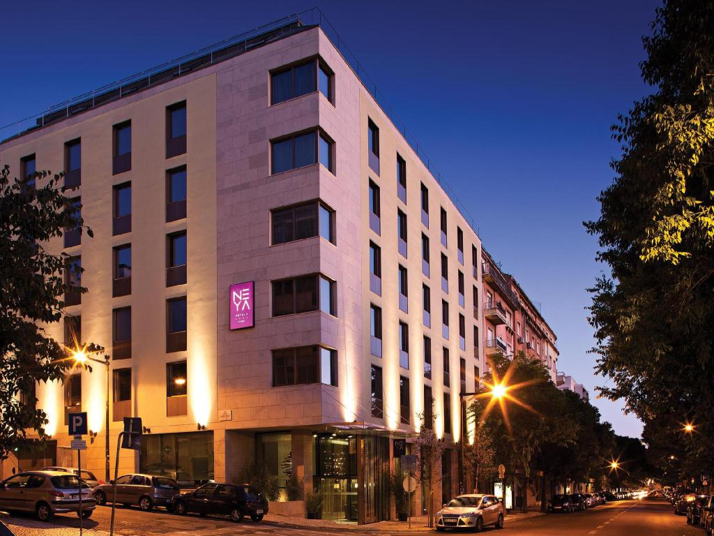 More about Neya Lisboa Hotel