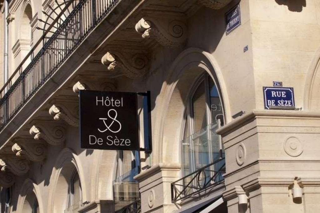 Hotel De Seze Bordeaux In France Room Deals Photos Reviews