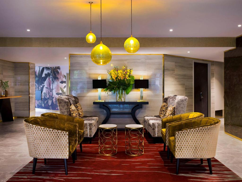 Lobby Grand Mercure Wellington