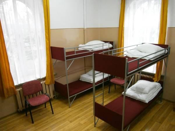 Letto a Castello in Dormitorio Misto con 8 Letti (Bunk Bed in 8-Bed Mixed Dormitory Room)