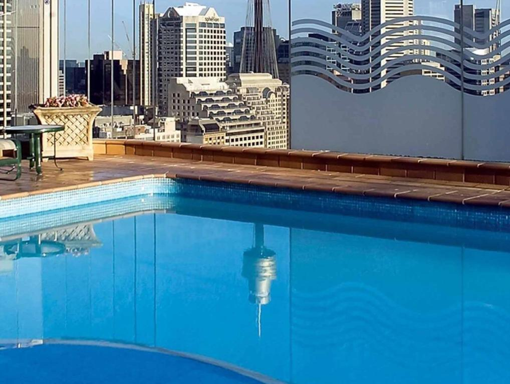 Best price on pullman sydney hyde park hotel in sydney - Pullman central park swimming pool ...