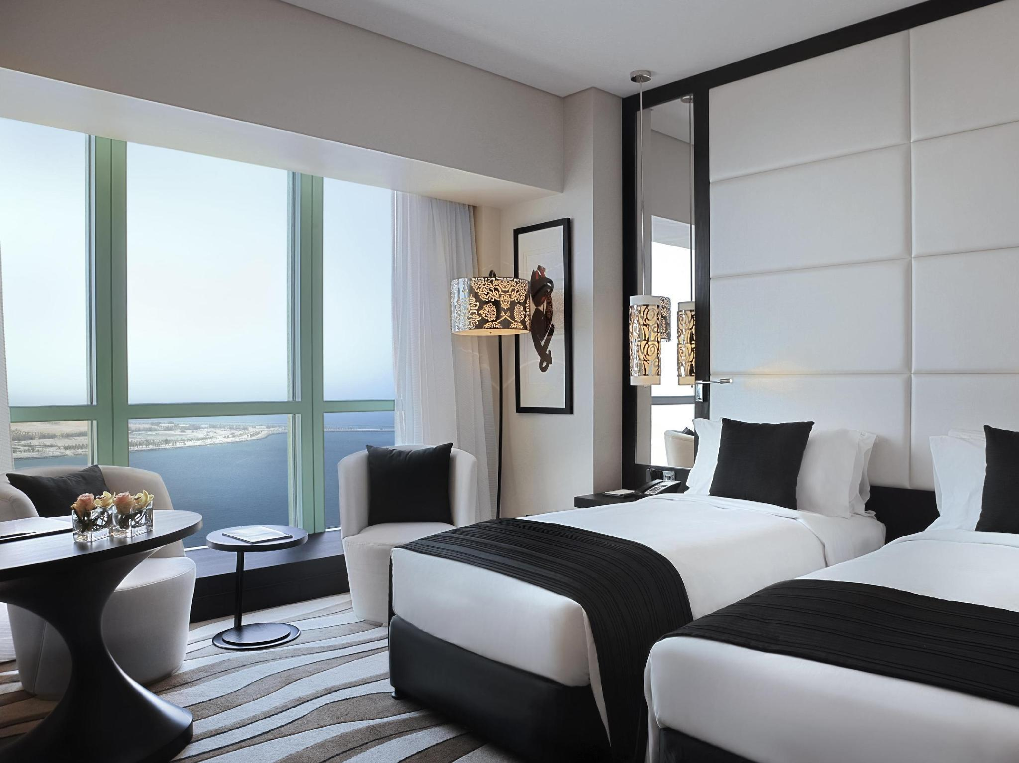 Tomannsrom Luxury Club med tilgang til Executive Lounge (Luxury Club Twin Room with Executive Lounge access)
