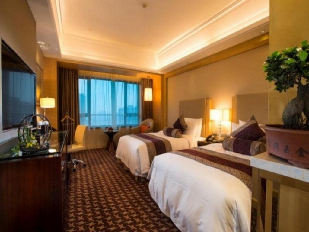 Superior King Room Shaoxing Tianma Hotel