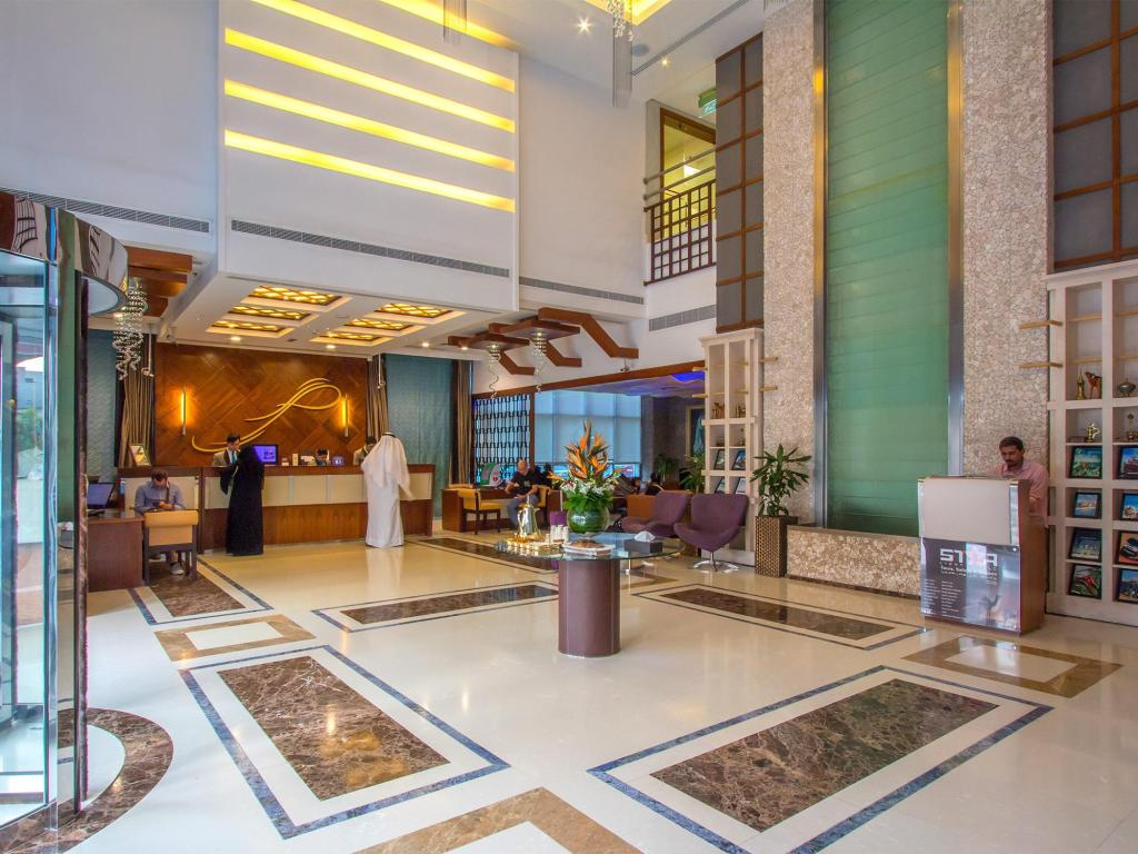Lobby City Premiere Hotel Apartments
