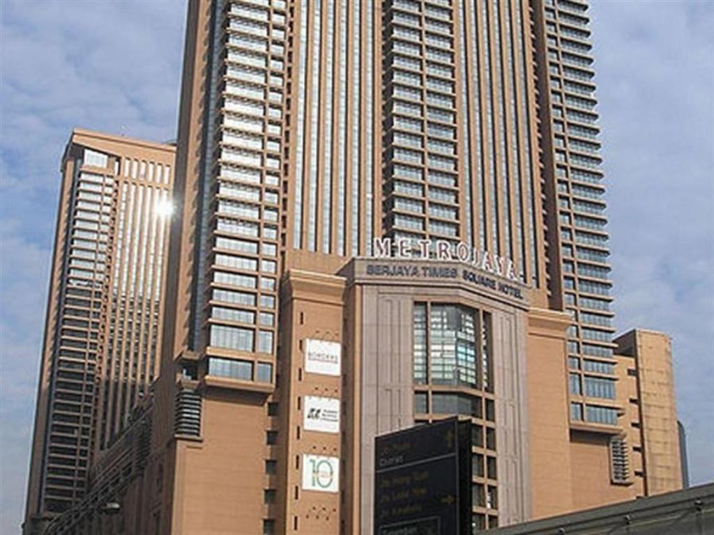 Luxury Serviced Suites @ Times Square Apartment (Kuala Lumpur