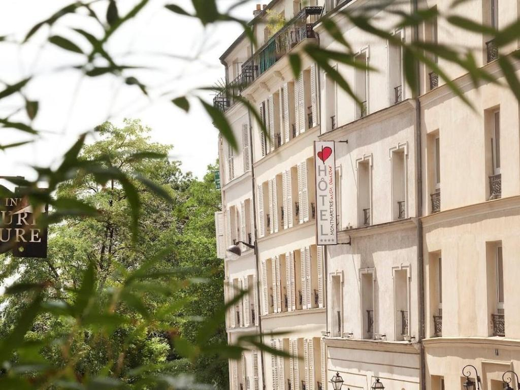 Book Hotel Montmartre Mon Amour (Paris) - 2019 PRICES FROM A$154!