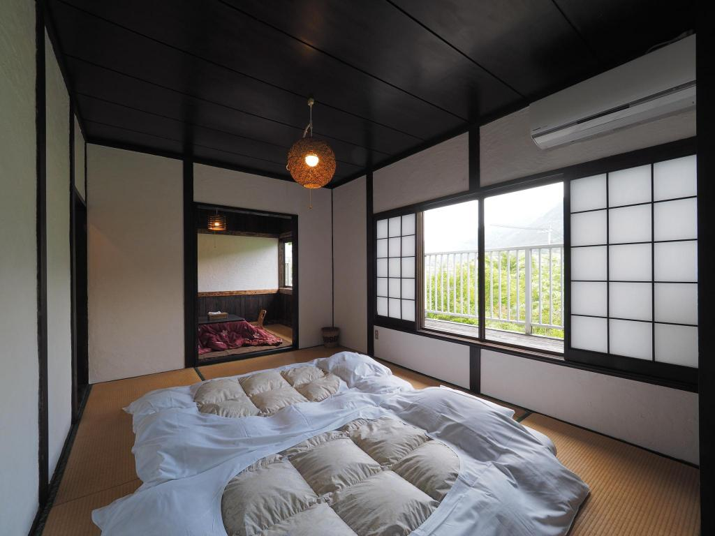 Japanese Style Twin Room - Bed Secret Base Tokinokakera
