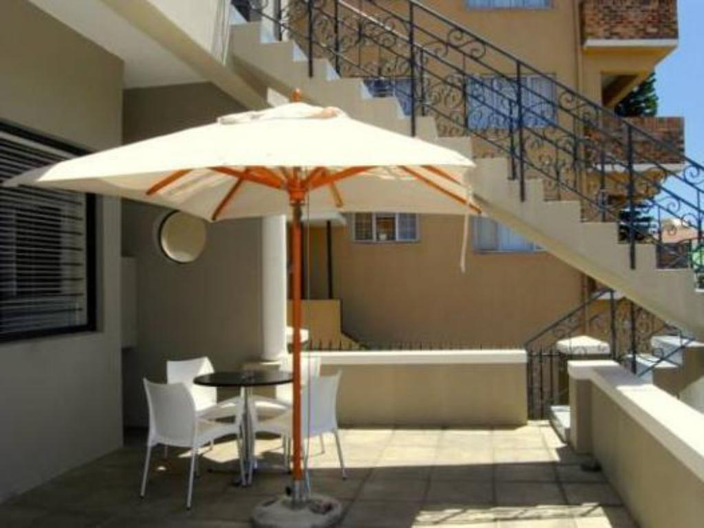 balkon/terasa Ashanti Lodge Green Point