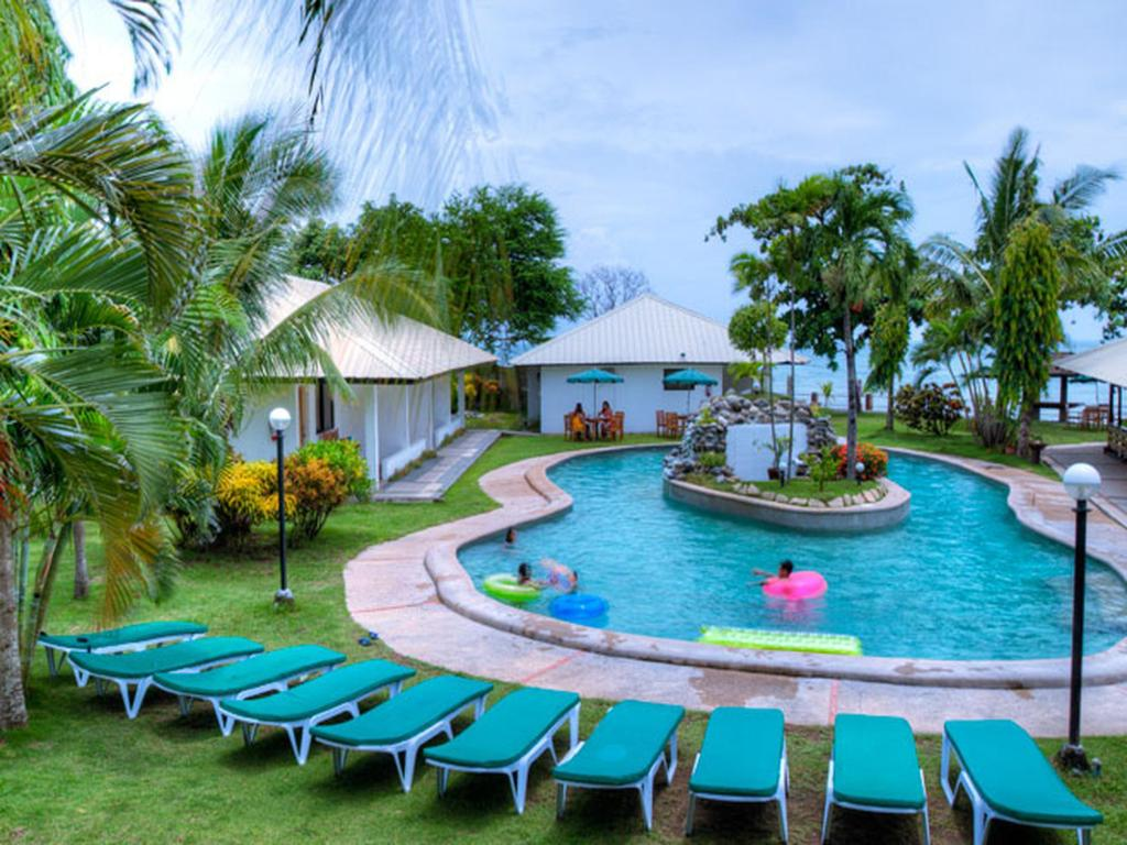 Swimming Pool China Sea Beach Resort