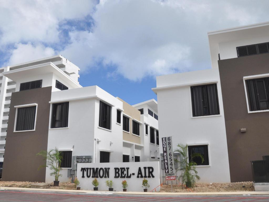 Vchod Tumon Bel-Air Serviced Residence