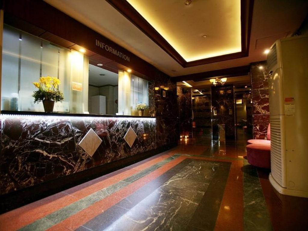 Reception Hotel Cello Seocho