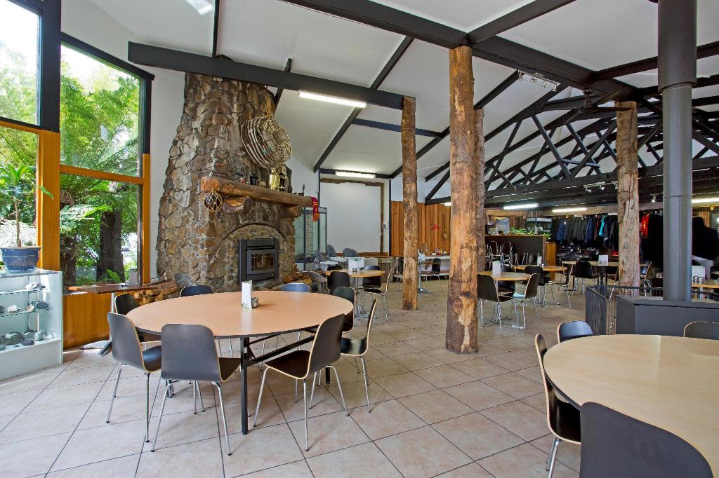 Restaurant Tullah Lakeside Lodge