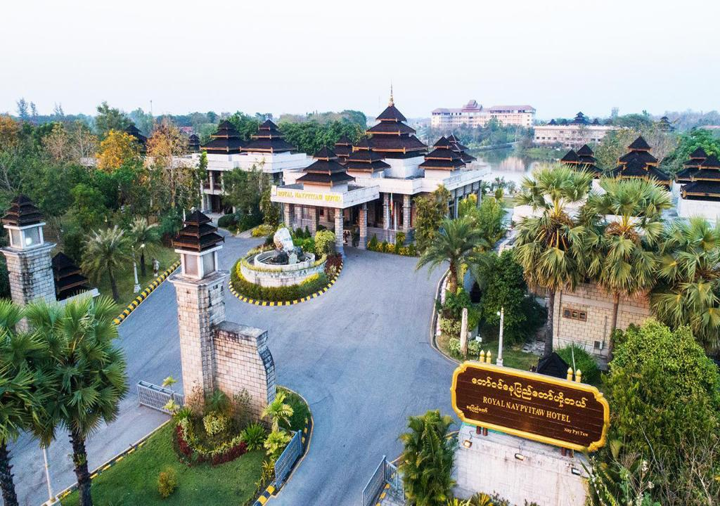 More about Royal Naypyitaw Hotel