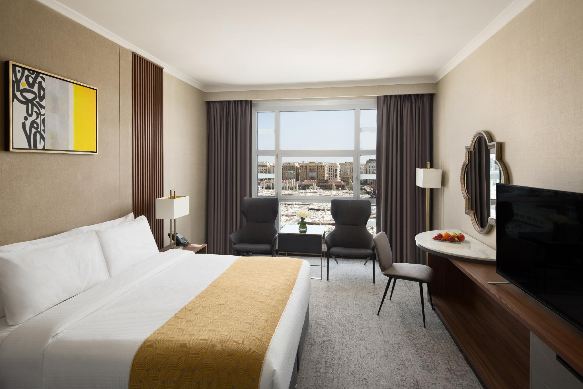 Anwar Al Madinah Movenpick Hotel In Medina Room Deals Photos Reviews