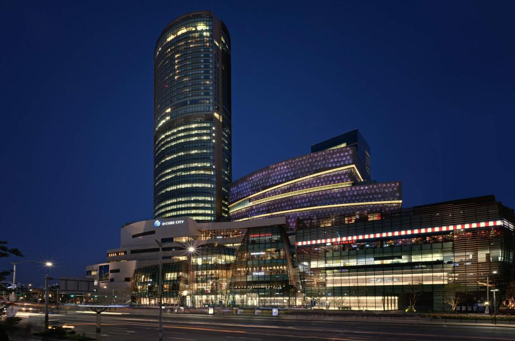More about Sheraton Seoul D Cube City Hotel