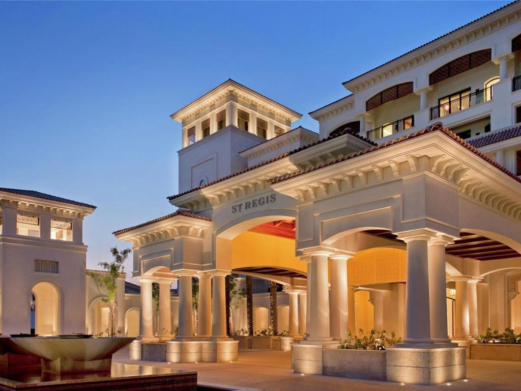 The St Regis Saadiyat Island Resort Abu Dhabi Agoda